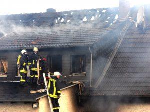 Brandskydd i radhus kedjehus och parhus
