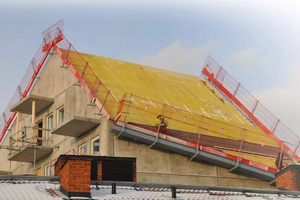 TENMAT Ventilerade Brandstopp – För takfot & fasad